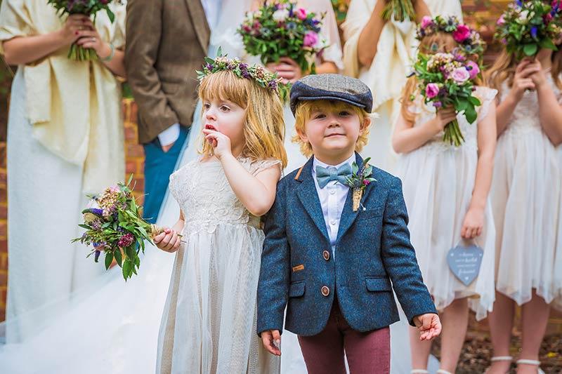 Guide pour habiller son petit garçon pour un mariage